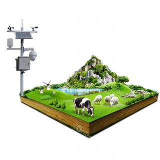 智慧农业环境监测解决方案