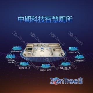 中期科技ZONTREE智慧公厕整体解决方案(LoRa\LoRaWAN无线)